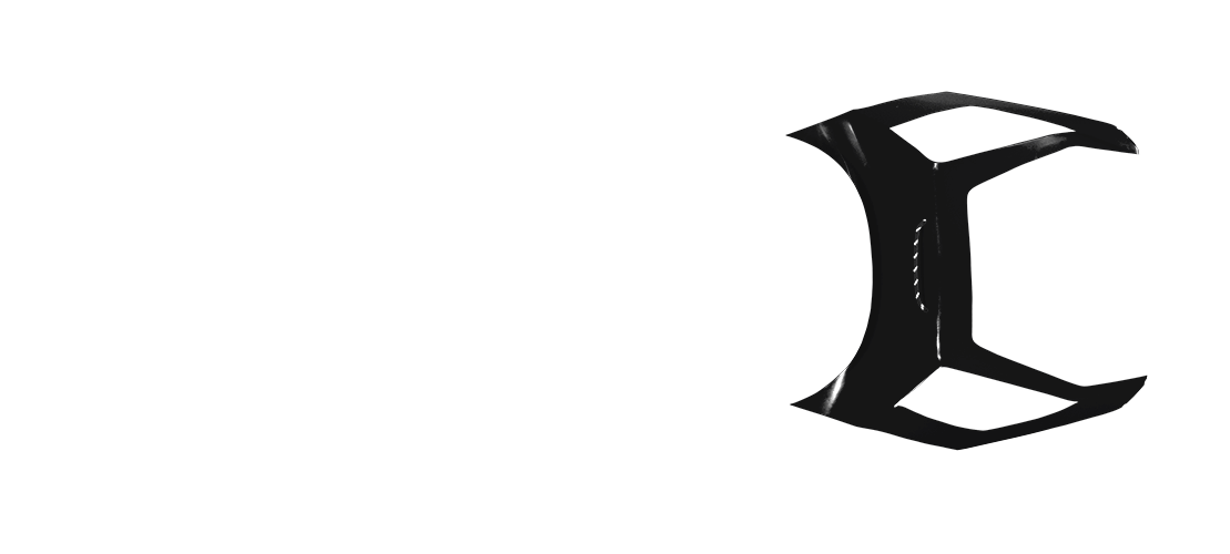 panel b in jet black color, top view
