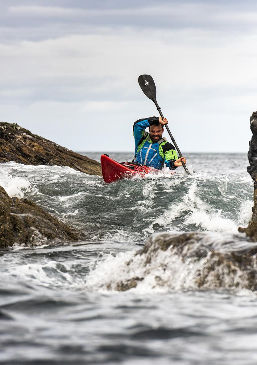HYDRA - Touring Kayak   Wave Sport